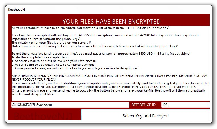 The Week in Ransomware - June 16th 2017 - Jaff Decrypted & Mostly